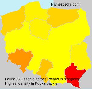 Lazorko