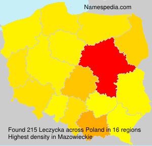 Leczycka - Poland