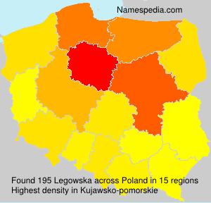 Legowska