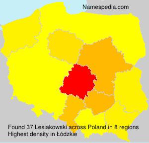 Lesiakowski