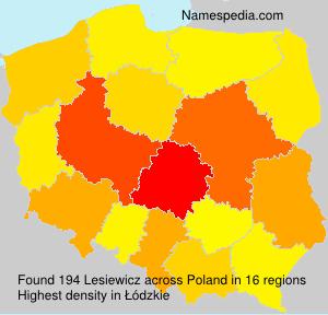 Lesiewicz