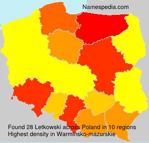 Letkowski