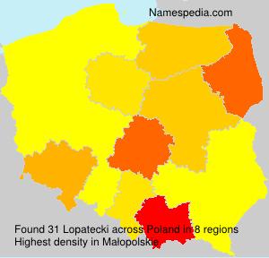 Lopatecki - Poland