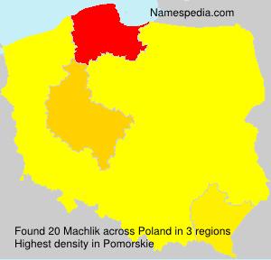 Machlik - Poland