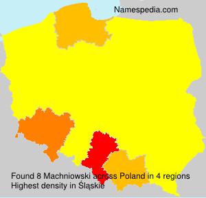 Machniowski