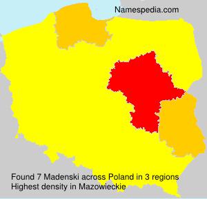 Madenski