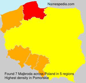 Majbroda - Poland