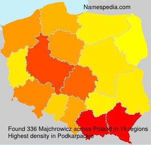 Majchrowicz - Poland