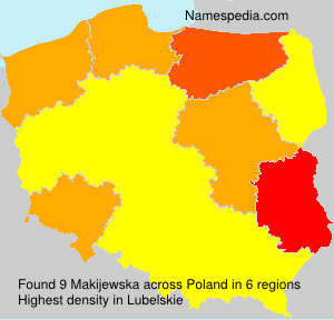 Makijewska