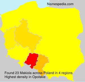 Makiola