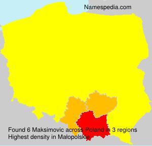 Maksimovic - Poland
