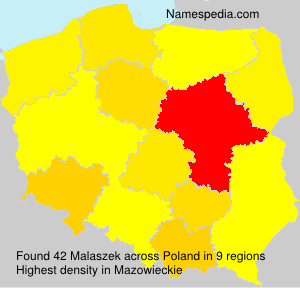 Malaszek - Poland