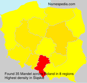 Mandel - Poland