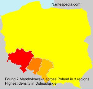 Mandrykowska