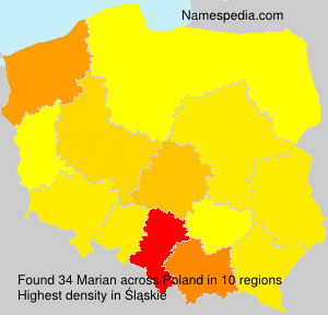 Marian - Poland