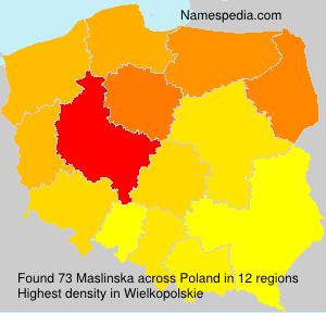 Maslinska