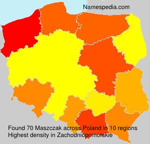 Maszczak - Poland