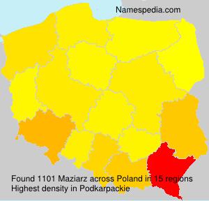 Maziarz - Poland