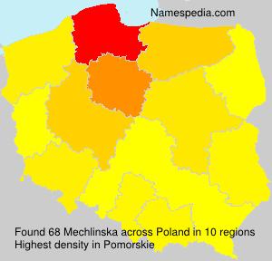 Mechlinska