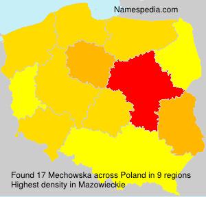 Mechowska