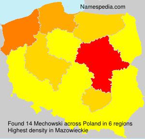 Mechowski