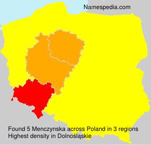 Menczynska