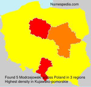 Modrzejowski