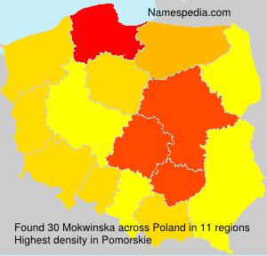 Mokwinska