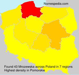 Mrozewska
