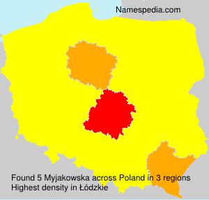 Myjakowska