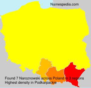 Naroznowski