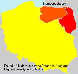 Nideraus