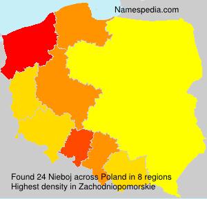 Nieboj - Poland