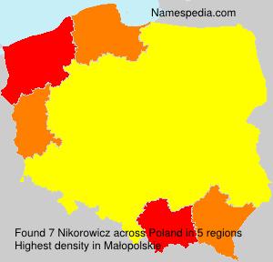 Nikorowicz - Poland