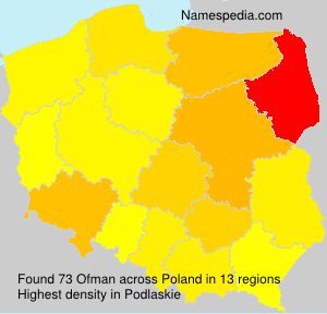Ofman - Poland