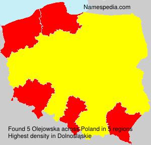 Olejowska