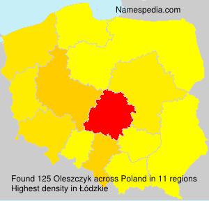 Oleszczyk