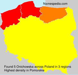 Onichowska