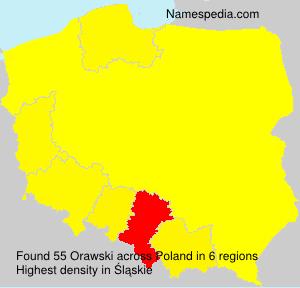 Orawski - Poland
