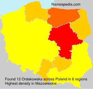 Ordakowska