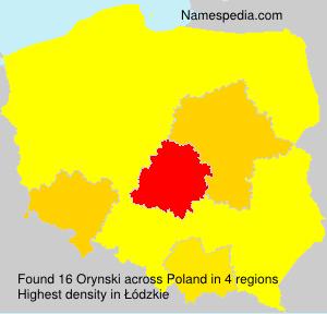 Orynski