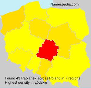 Pabianek