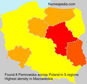 Pamrowska