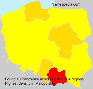 Panowska