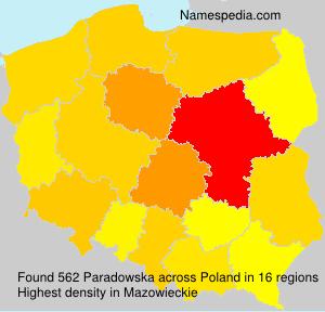 Paradowska