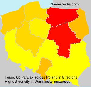 Parciak