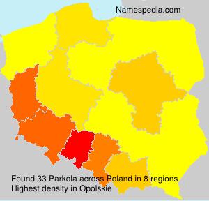 Parkola