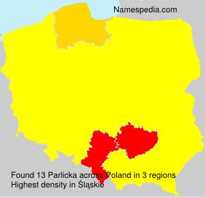 Parlicka