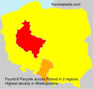 Paryzek