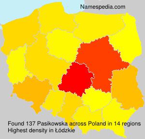 Pasikowska